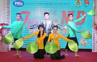 Hội thi Tiếng hát Người Lao Động PNCo lần 4 – 2016