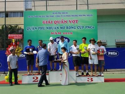 Giải quần vợt Cup PNCo 2016