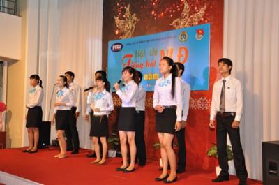 Tiếng hát NLĐ PNCo năm 2013