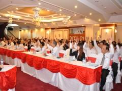 Hội nghị đại biểu người lao động năm 2014