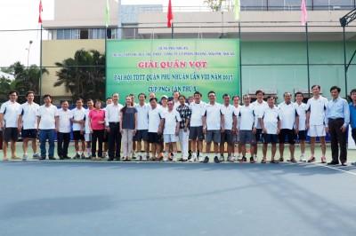 Cúp quần vợt PNCo lần X - 2017