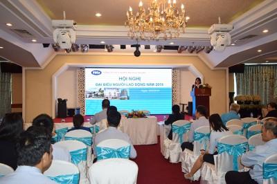 Hội nghị Đại biểu người Lao động năm 2019