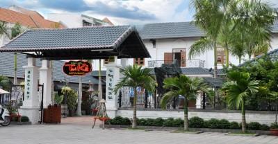 Nhà hàng Hoa Viên Tri Kỷ